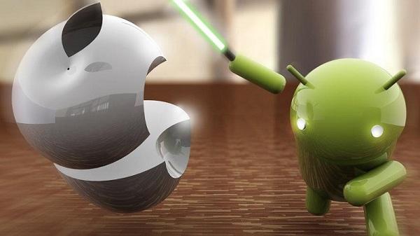 Viết app Android hay iOS khác nhau thế nào