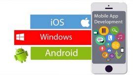Công ty lập trình mobile app
