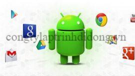 Công Ty Lập Trình Ứng Dụng Android