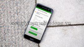 Ứng Dụng Quản Lý Bán Hàng Trên IPhone