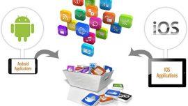 Viết app mobile giá không cạnh tranh